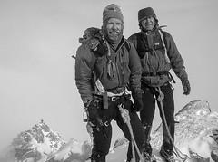 Monte Rosa summit (yinlaihuff) Tags: rosa summit rod monte i