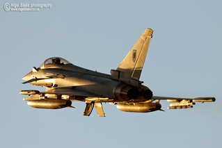 Eurofighter Typhoon FGR4 ZK323 DN
