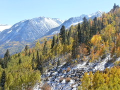 Colorado Fall Colors from McClure Pass