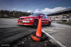 EVOLUTIO (Rawcar.com Photography) Tags: red race photography automobile raw rally evolution automotive racing lancer mitsubishi vii evo supersprint carcom worldcars vlll rawcar