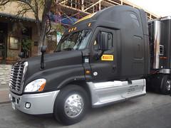 Pirelli Freightliner (rutaloot) Tags: truck austin texas f1 ferrari semi camion usgp formula1 transporter pirelli freightliner 2013 unitedstatesgrandprix circuitoftheamericas