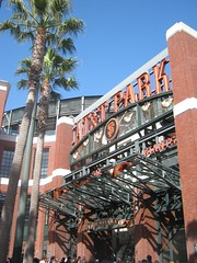 "AT&T Park • <a style=""font-size:0.8em;"" href=""http://www.flickr.com/photos/109120354@N07/11042714216/"" target=""_blank"">View on Flickr</a>"