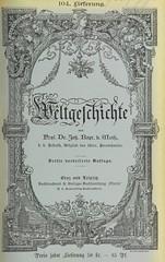 Image Taken From Page 787 Of U0027Weltgeschichte ... Dritte Verbesserte Auflage.