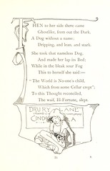 Image taken from page 77 of 'Red Apple and Silver Bells. A book of verse for children ... Illustrated by A. B. Woodward' (The British Library) Tags: typography childrensliterature large illuminated letter childrensbook publicdomain childrensbookillustration page77 vol0 bldigital mechanicalcurator pubplacelondon date1897 sysnum001649937 hendryhamish imagesfrombook001649937 imagesfromvolume0016499370
