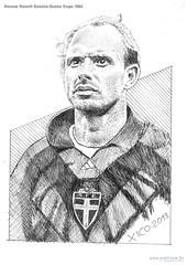 Romas Ravelli Goleiro Sueco Copa 1994