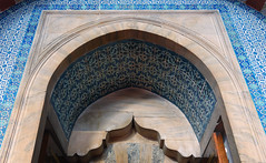 Sinan, Rüstem Paşa Mosque, entry archway