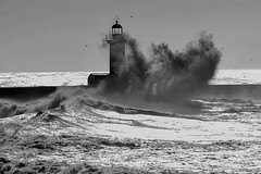 Winter Waves - Explored (Paulo N. Silva) Tags: