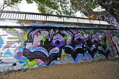 ? (STILSAYN) Tags: california graffiti oakland bay east area 2013