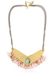 LUISAVIAROMA VANINA  JADE NECKLACE (luisaviaroma.fashion) Tags: women necklaces vanina fashionjewellery luisaviaroma fallwinter2013