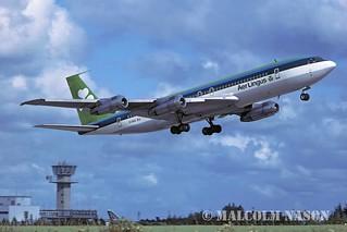 BOEING 707-348C EI-ANV AER LINGUS