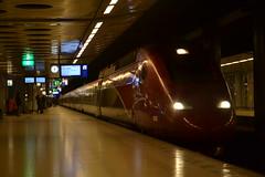 Thalys PBKA 4345, Schiphol (Alfenaar) Tags: schiphol hst thalys highspeedtrain shl hslzuid thalyspbka