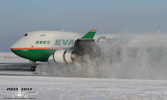 EVA Airways Boeing 747-45EF B-16482 S/N:30608 L/N:1279 (Winglet Photography) Tags: travel winter snow chicago cold plane canon airplane flying illinois eva br aircraft aviation transport flight jet freezing cargo landing transportation airline 7d boeing dslr airlines ord runway freight 747 spotting airliner freighter snowblower 747400 stockphoto jetliner ohareinternationalairport planespotting 744 kord rollout 747400f 1279 30608 b16482 74745ef wingletphotography georgewidener georgerwidener