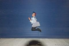 jump (sbdunkscarl) Tags: sf blue portrait sky black girl walking photography 50mm oakland berkeley weed 2000 walk space smoke 14 jordan carl wilson 12 18 jam 50 d800 bria wdywt wwwsbdunkscarlblogspotcom d800e httpwwwsbdunkscarlblogspotcom