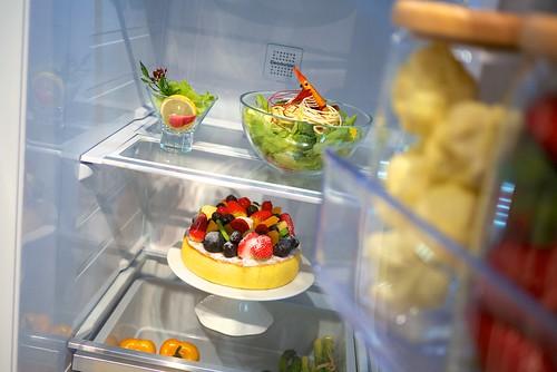 food samsung samsungfridge samsungeuroforum2014 samsungshowcaserefrigerator