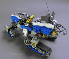 Rumble Rover VX (space_e) Tags: power lego space tracks rover functions motorized powerfunctions