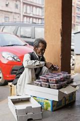 strawberry walla (Seakayem) Tags: urban india strawberry candid sony strawberries vendor bazaar jaipur bazar slt rajasthan pinkcity a55 joharibazar