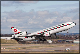 S2-ACR McDonnell Douglas DC10-30 Bangladesh Biman Airlines