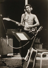 Paul McCartney (jimifan1970) Tags: music studio paul 1971 martin guitar firebird acoustic beatles reverse non gibson mccartney