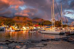 Shine Your Light on Me (mojo2u) Tags: sunset hawaii harbor maui lahaina lahainaharbor nikond800 nikon28300mm