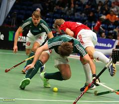 Finale Herren Rot-Weiss Kln - Uhlenhorst Mlheim (11) (Sport + Event) Tags: men hockey sport canon eos fight goal action tor mnner 2014 eos7 schus eos7d schlagschuss