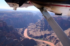 The colorado River (Topspotter75) Tags: inflight grandcanyon scenic aerialview twinotter dhc6