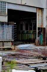 Galvanik (-BigM-) Tags: industry photography fotografie rusty surface rost industrie hinterhof fils treatment kreis oberflchen coating bigm gppingen eislingen veredelung beschichtung