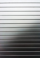 (Mimadeo) Tags: door texture metal shop horizontal grey design store gate iron closed industrial pattern exterior blind metallic background steel stripes garage grunge entrance security front dirty business cover blank shutter roller blinds safe protection rolling folding antitheft