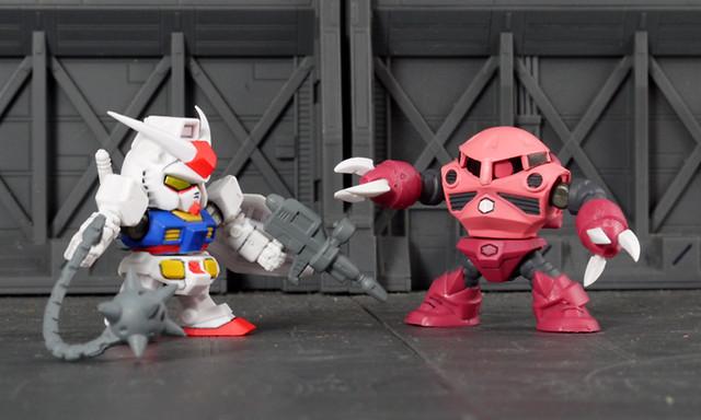 Gundam VS. Z'Gok