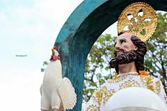 San Pedro Apostol (@iamjayarrb) Tags: santa church catholic philippines saints procession laguna poon santo pinoy semanasanta pilipinas lent lenten miercoles panata prusisyon cuaresma lilok lumban