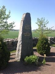 Biskpskulla kyrkogård Photo
