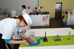 IMG_0397 (Schülerkochpokal) Tags: flickr bf kochwettbewerb bundesfinale schülerkochen 20132014 17schülerkochpokal präsentationstisch