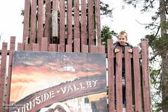 KelburnCastle-15061402 (Lee Live: Photographer (Personal)) Tags: woodland waterfall estate secretgarden walledgarden ayrshire largs ropeswings kelburncastle adventurecourse kelburnglen highwalkways