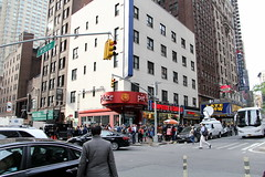 Broadway & 57th St. (DC Products) Tags: newyorkcity newyork manhattan broadway lateshowwithdavidletterman edsullivantheater 2015