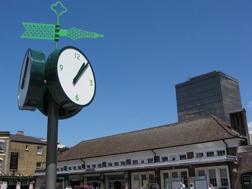 Sutton Station Gateway