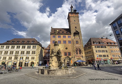 "Wurzburg City Hall • <a style=""font-size:0.8em;"" href=""http://www.flickr.com/photos/45090765@N05/19183246641/"" target=""_blank"">View on Flickr</a>"