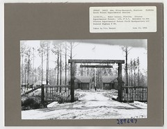 Entrace to the Olustee Experimental Forest (National Forests in Florida) Tags: highway harper 90 entrace olustee vl