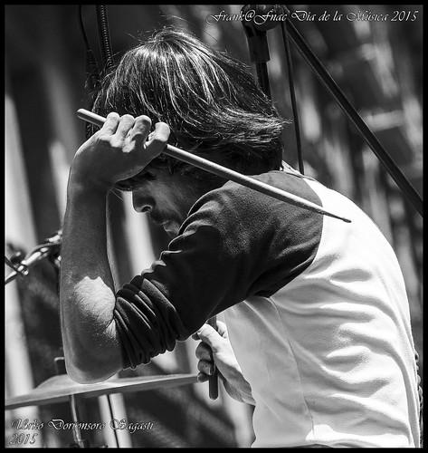 Frank@Fnac Día de la Música 2015