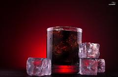 Untitled-2 (Muneer Haroun) Tags: pepsi drink red ice cubes nikon muneer haroun indoor stilllife water summer thirsty