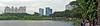 Danau UNESA (Everyone Sinks Starco) Tags: surabaya eastjava jawatimur kota city skyline cakrawala reservoir waduk