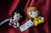 FS (Suliveyn) Tags: space battleship yamato uchuu senkan mamoru kodai yuki mori plush toy anime figure