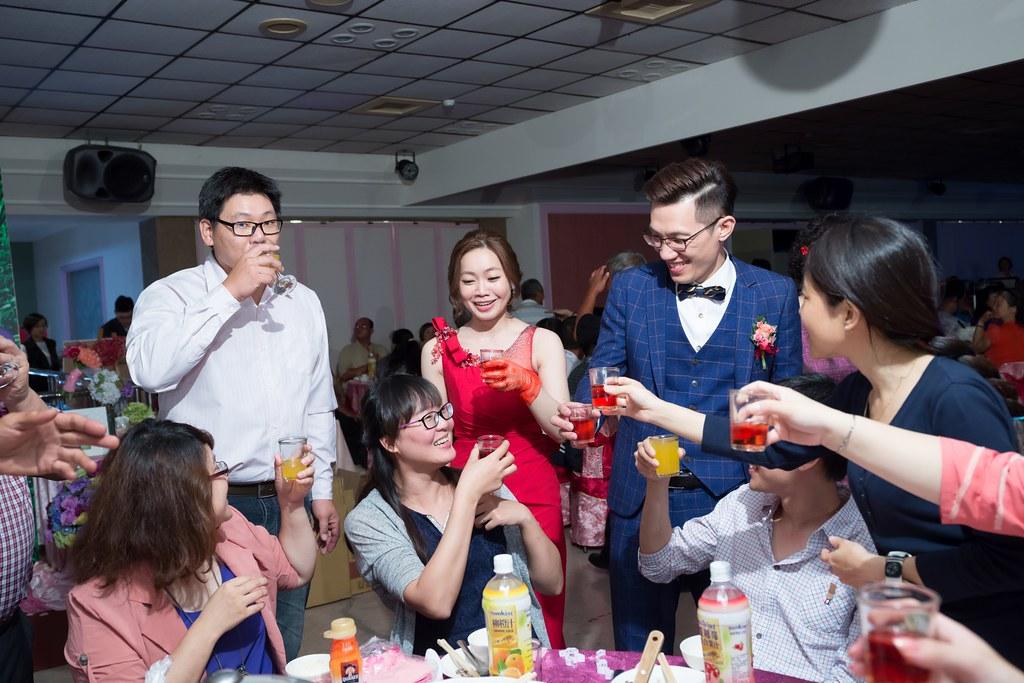 153明園餐廳北斗店婚攝