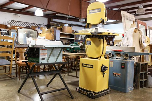 Powermatic PWBS 14 Bandsaw with Blades ($924.00)