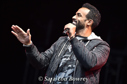 Craig David at Bestival 2016