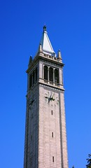 The Campanile, UC Berkeley (THVRX) Tags: berkeley clocktower campanile cal ucberkeley sathertower
