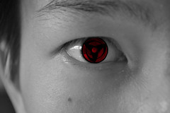 Naruto Rinnegan Eye Fire Eyes Naruto Sharingan