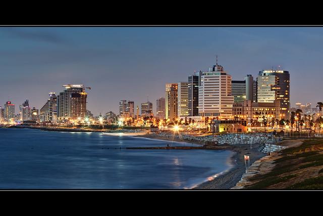 Twl Aviv Twilight