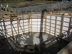 (OCTAFORM) Tags: concrete construction salmon ras tanks aquaculture recirculating concreteform octaform