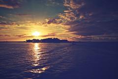 Fiji (Paul D'Ambra - Australia) Tags: ocean trip travel sunset summer vacation sky sun holiday colour beach nature water fiji clouds palms landscape island photography hotel islands coast sand surf waves pacific palmtree tropical tropicalisland tropicalislands outrigger islandlife outriggerfiji fijihotel thingstodoinfiji