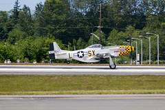 North American P-51D Mustang - 04 (notpsion) Tags: heritage field canon eos fly flying day free collection paine p51 550d t2i