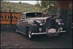 Rolls-Royce Silver Cloud (tatraškoda) Tags: auto uk england cloud classic film car museum 35mm silver geotagged nikon automobile lakedistrict rollsroyce voiture cumbria oldtimer motor analogue f5 c200 fujicolor